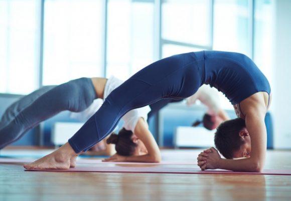 Curs de yoga pentru avansați