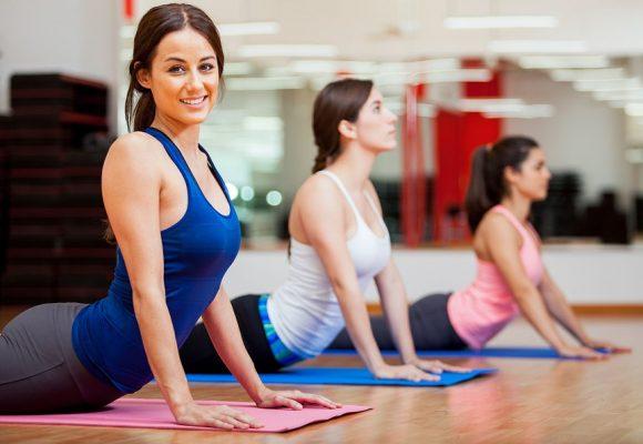 Curs de yoga pentru femei
