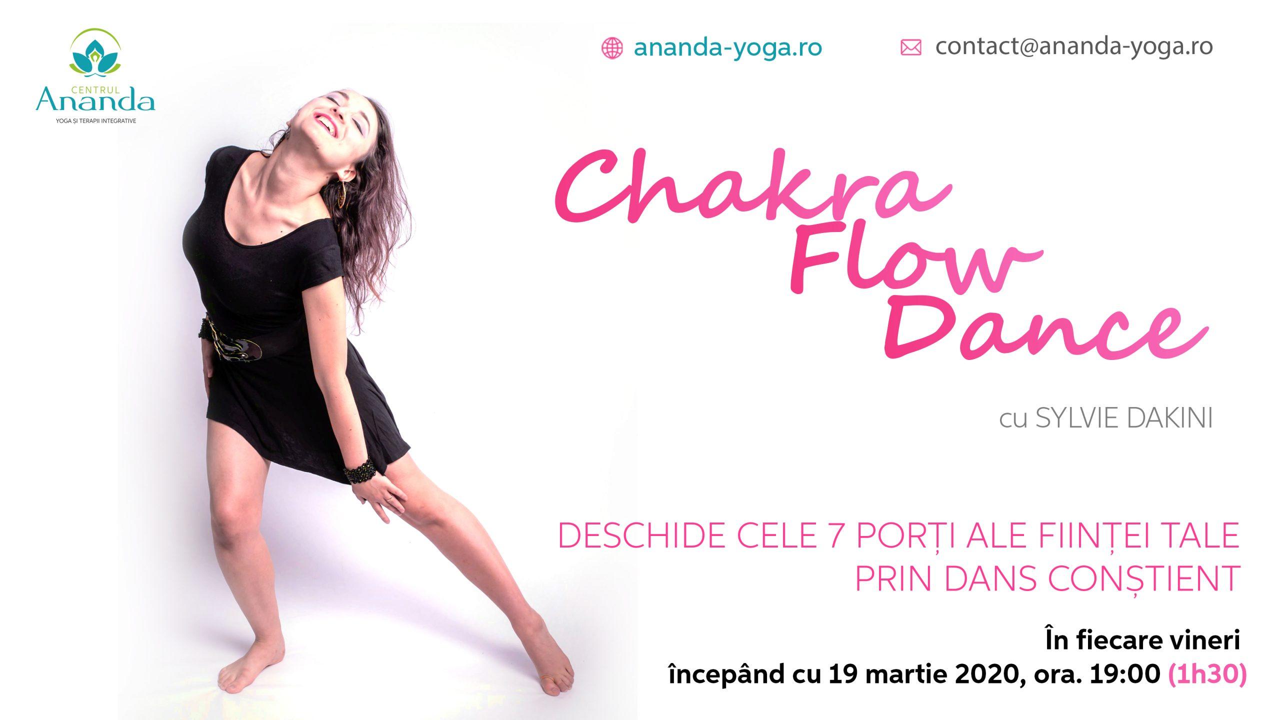 Chakra Flow Dance